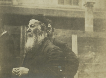 Rabbi Isaac Jacob Reines